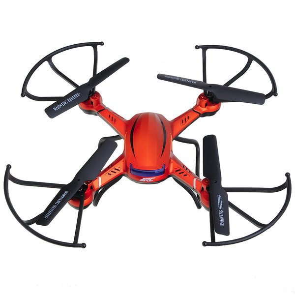 JJRC H12C-2 Drone - kvadrikoptéra s kamerou - 1280 x 720 pixelov, Orange