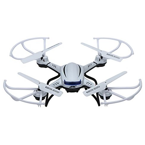 JJRC H12C-5 Drone - kvadrikoptéra s kamerou - 1920 x 1080 pixelov, White