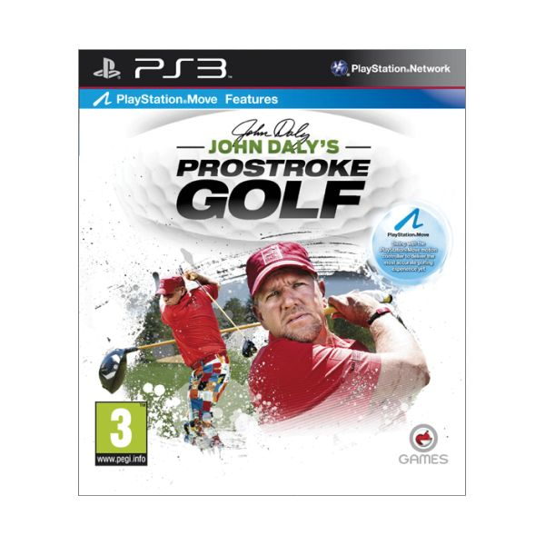 John Daly's: ProStroke Golf