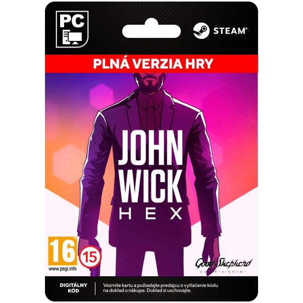 John Wick Hex [Steam]