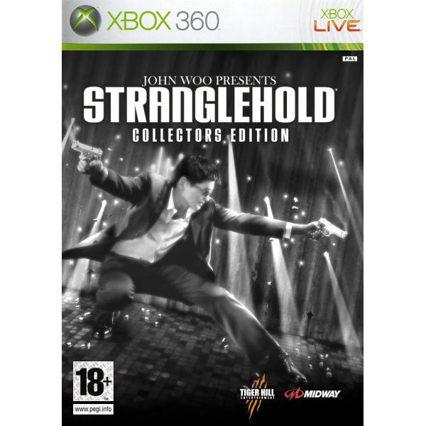 John Woo presents Stranglehold (Collector�s Edition)
