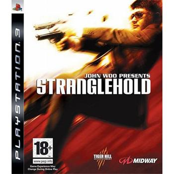 John Woo presents Stranglehold [PS3] - BAZ�R (pou�it� tovar)