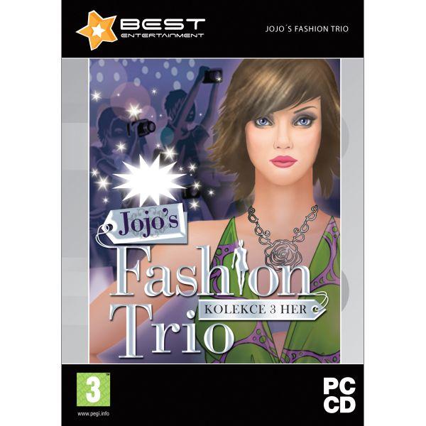 JoJo's Fashion Trio