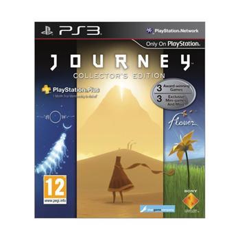 Journey (Collector's Edition) [PS3] - BAZÁR (použitý tovar)