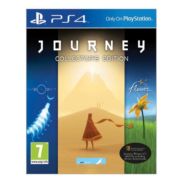 Journey (Collector's Edition) [PS4] - BAZÁR (použitý tovar)
