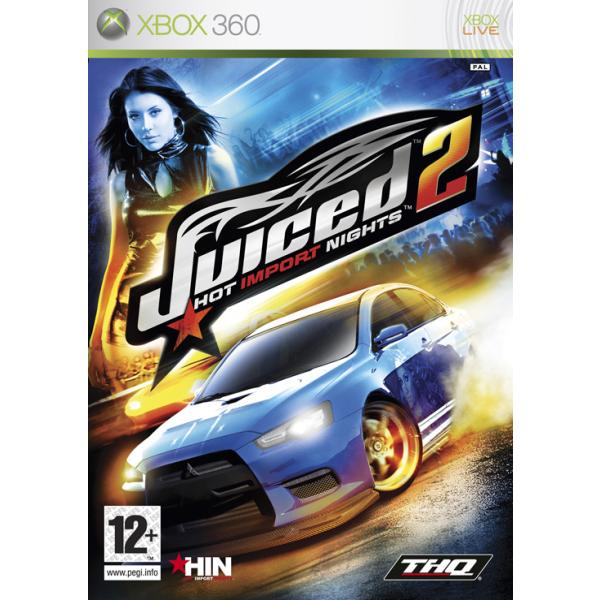 Juiced 2: Hot Import Nights XBOX 360