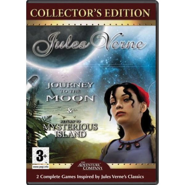 Jules Verne: Journey to the Moon & Return to Mysterious Island (Collector's Edition) PC