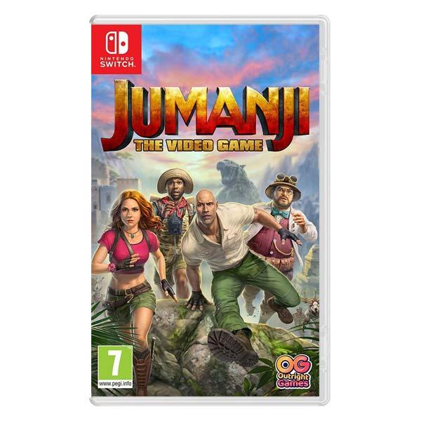 Jumanji: The Video Game