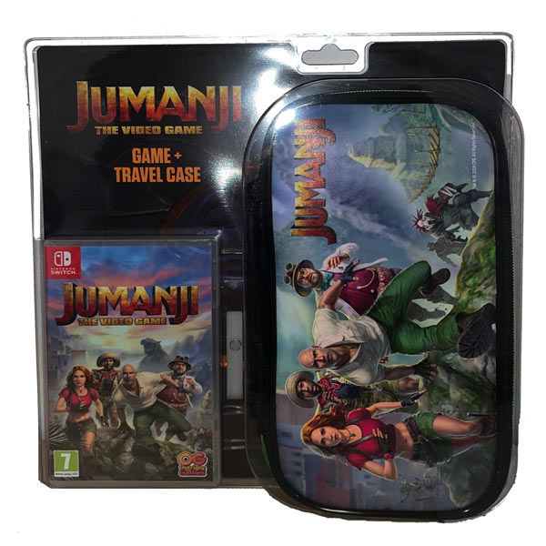 Jumanji: The Video Game (Travel Case Bundle)