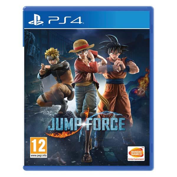 Jump Force [PS4] - BAZÁR (použitý tovar)