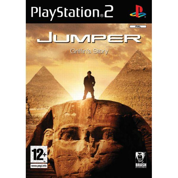 Jumper: Griffin's Story [PS2] - BAZÁR (použitý tovar)
