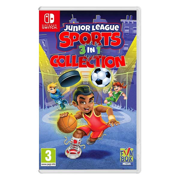 Junior League Sports 3-in-1 Collection NSW
