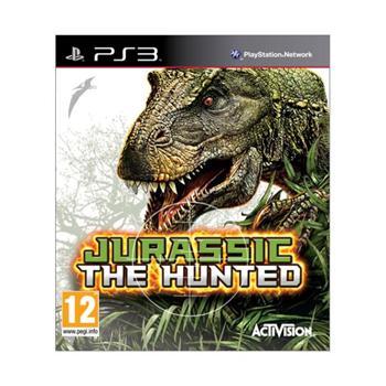 Jurassic: The Hunted [PS3] - BAZÁR (použitý tovar)