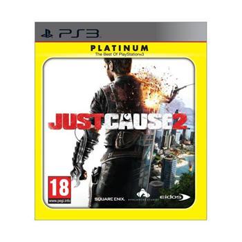 Just Cause 2-PS3 - BAZÁR (použitý tovar)