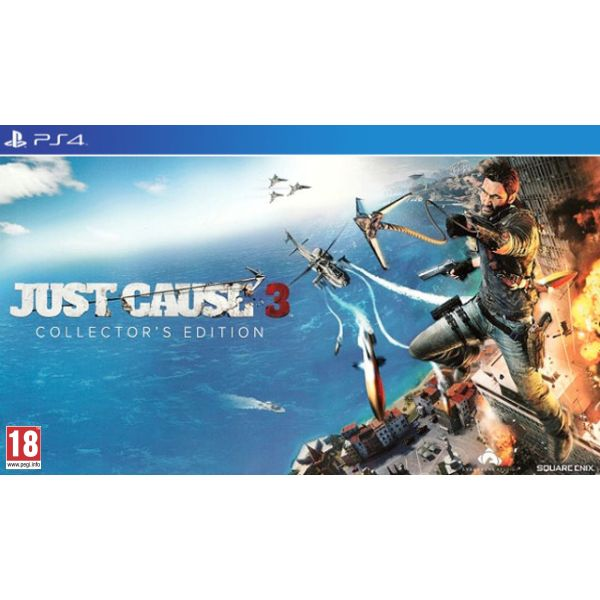 Just Cause 3 (Collector�s Edition)