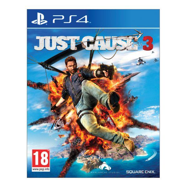 Just Cause 3 [PS4] - BAZÁR (použitý tovar)