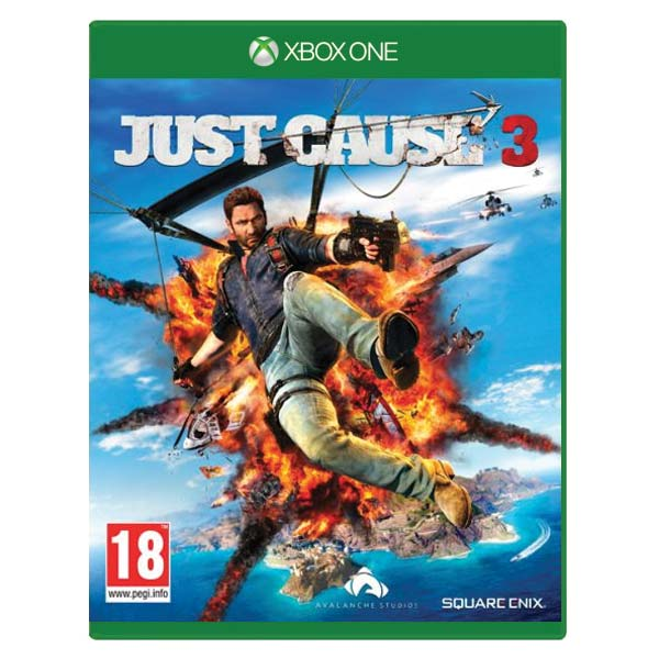 just cause 3 xbox one. Black Bedroom Furniture Sets. Home Design Ideas