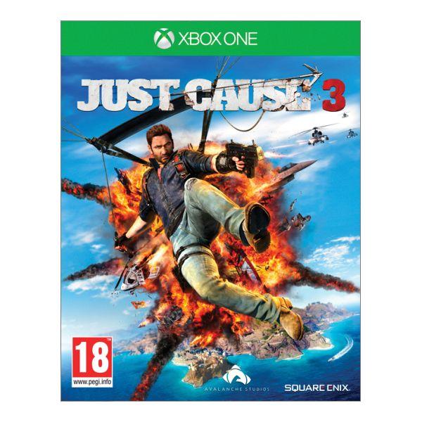 Just Cause 3 [XBOX ONE] - BAZÁR (použitý tovar)