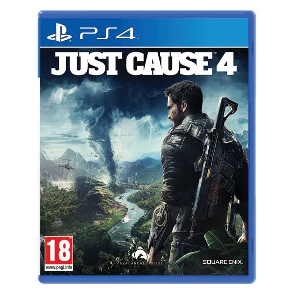 Just Cause 4 [PS4] - BAZÁR (použitý tovar)
