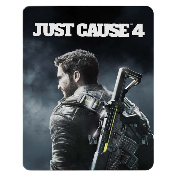 Just Cause 4 (Steelbook Edition)