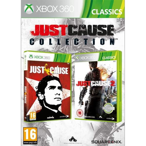 Just Cause Collection [XBOX 360] - BAZÁR (použitý tovar)