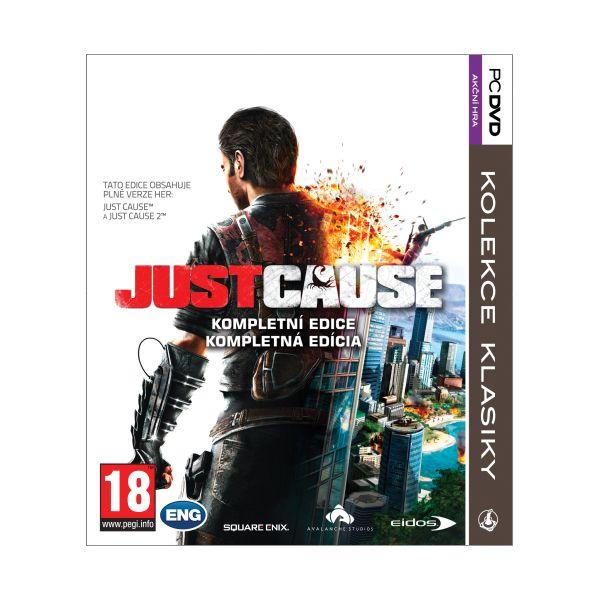 Just Cause (Kompletná edícia)
