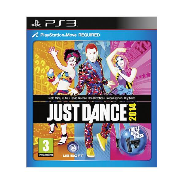 Just Dance 2014 [PS3] - BAZÁR (použitý tovar)