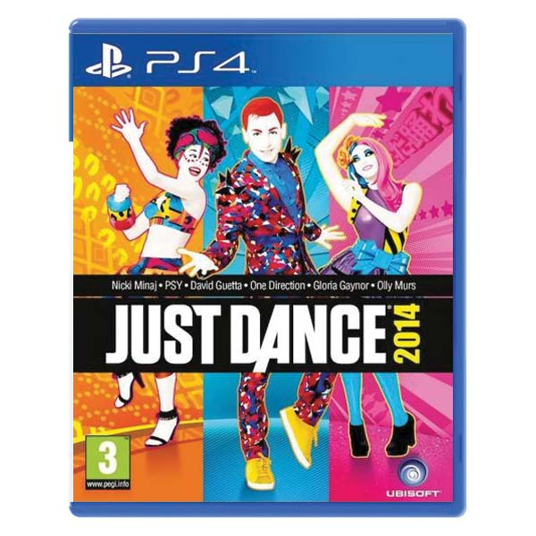 Just Dance 2014 [PS4] - BAZÁR (použitý tovar)
