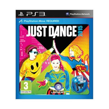 Just Dance 2015 [PS3] - BAZ�R (pou�it� tovar)