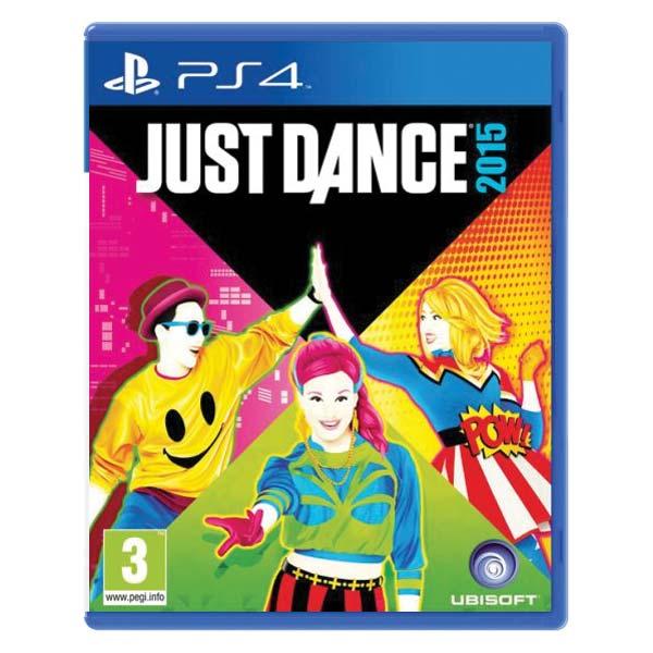 Just Dance 2015 [PS4] - BAZÁR (použitý tovar)