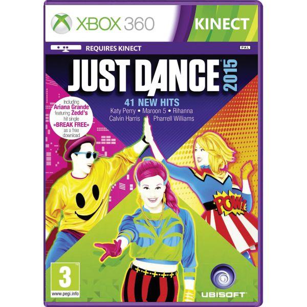 Just Dance 2015 [XBOX 360] - BAZÁR (použitý tovar)