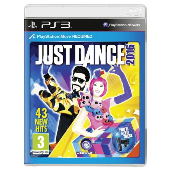 Just Dance 2016 PS3