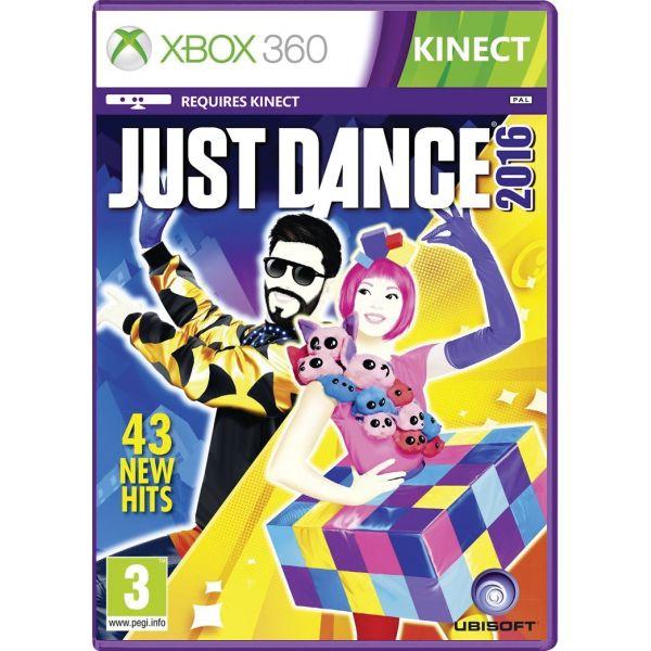 Just Dance 2016 [XBOX 360] - BAZÁR (použitý tovar)