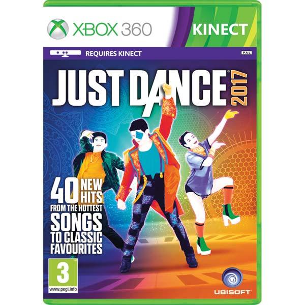 Just Dance 2017 [XBOX 360] - BAZÁR (použitý tovar)