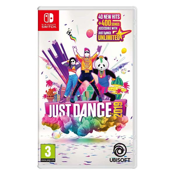 Just Dance 2019 [NSW] - BAZÁR (použitý tovar)