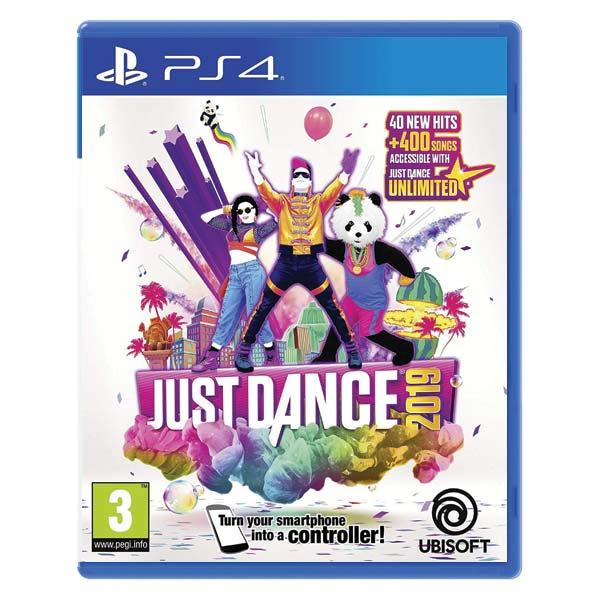 Just Dance 2019 [PS4] - BAZÁR (použitý tovar)