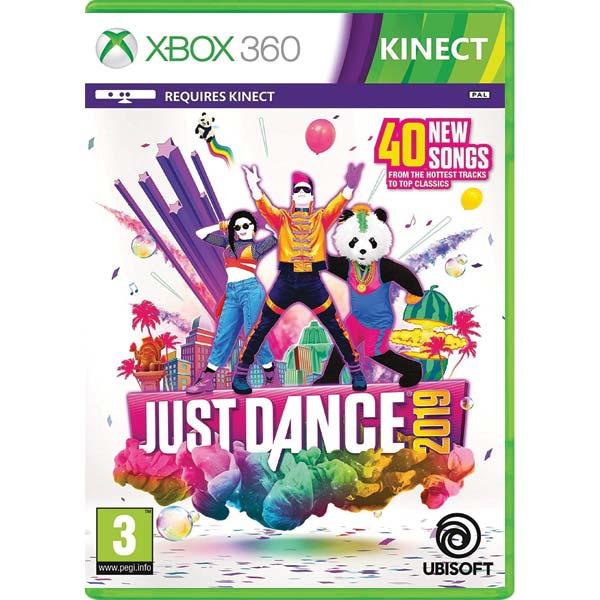 Just Dance 2019 [XBOX 360] - BAZÁR (použitý tovar)