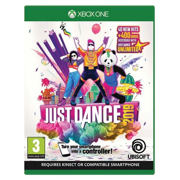 Just Dance 2019 [XBOX ONE] - BAZÁR (použitý tovar)