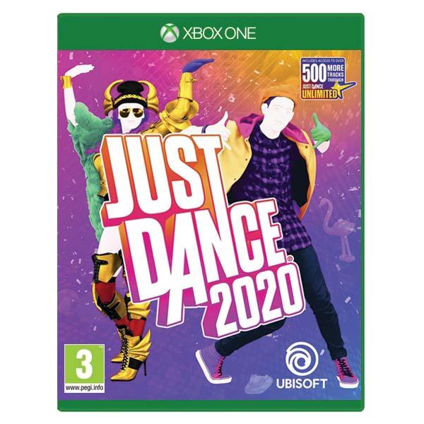 Just Dance 2020 [XBOX ONE] - BAZÁR (použitý tovar)