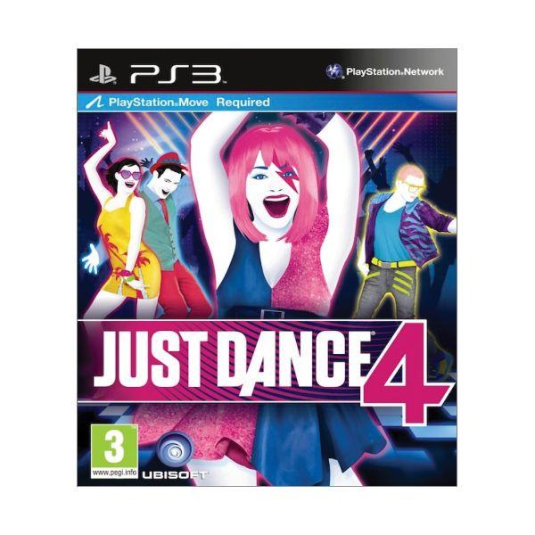 Just Dance 4 [PS3] - BAZÁR (použitý tovar)