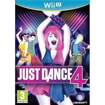 Just Dance 4 [Wii U] - BAZÁR (použitý tovar)