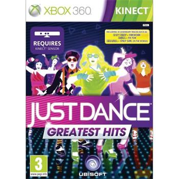 Just Dance: Greatest Hits [XBOX 360] - BAZÁR (použitý tovar)
