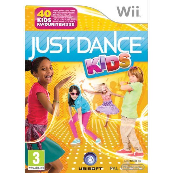 Just Dance: Kids Wii