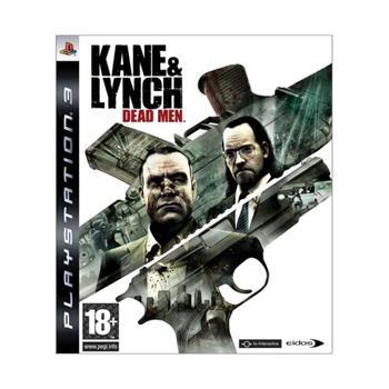Kane & Lynch: Dead Men [PS3] - BAZÁR (použitý tovar)