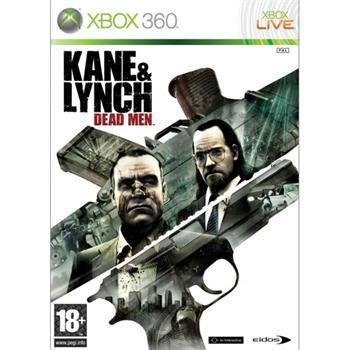 Kane & Lynch: Dead Men [XBOX 360] - BAZÁR (použitý tovar)