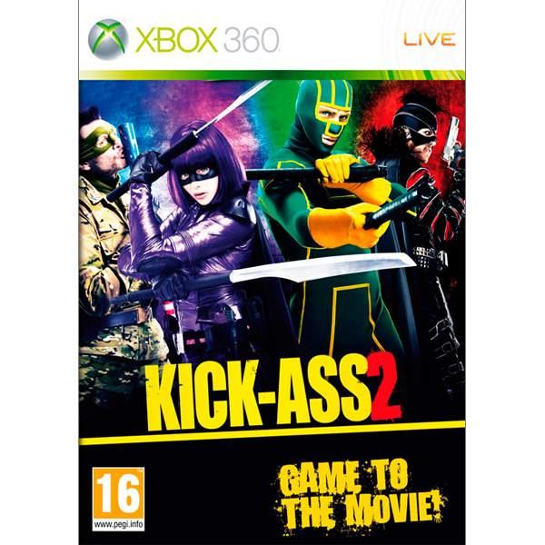 Kick-Ass 2 XBOX 360