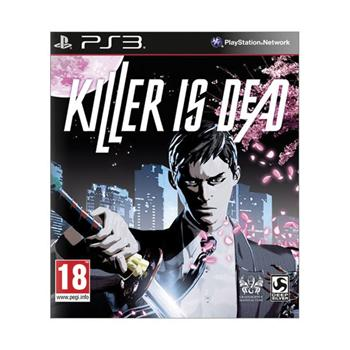 Killer is Dead [PS3] - BAZ�R (pou�it� tovar)