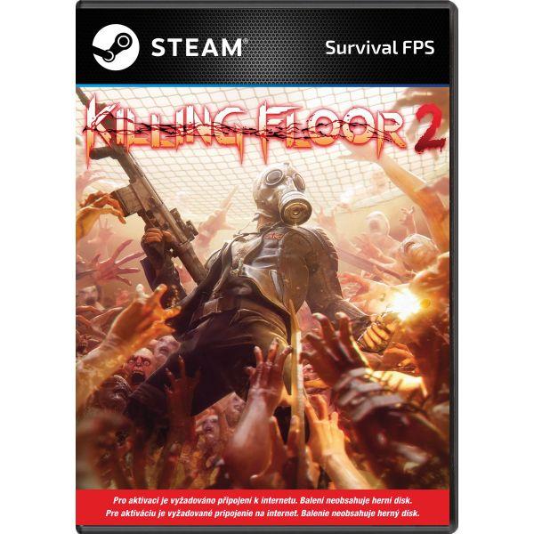 Killing Floor 2 PC Code-in-a-Box CD-key