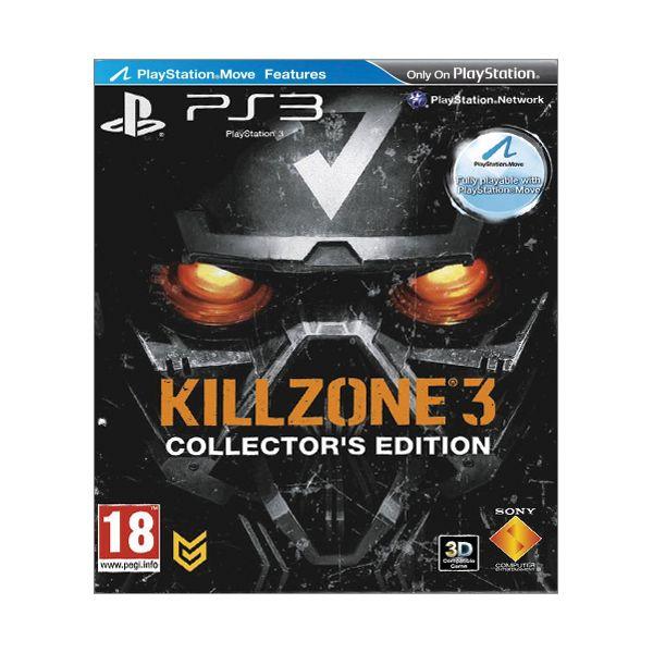 Killzone 3 (Collector's Edition) [PS3] - BAZÁR (použitý tovar)