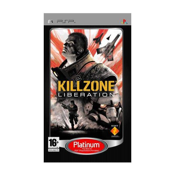 Killzone: Liberation [PSP] - BAZÁR (použitý tovar)